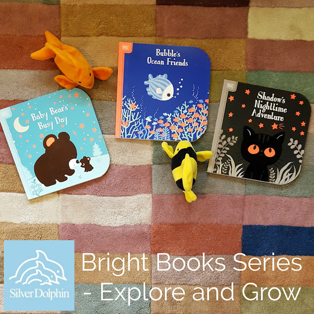 book series review, childhood unplugged, unplugged childhood, read right from the start, play and learn with board books, bright books for little learners