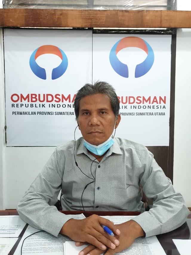 11 KDh Dilantik, Ombudsman Sumut:  Tingkatkan Kualitas Pelayanan Publik