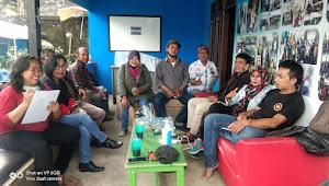 Konsolidasi LPKDN DPD Sukabumi pererat silaturahim di isi pembahasan program kerja jangka panjang dan pendek