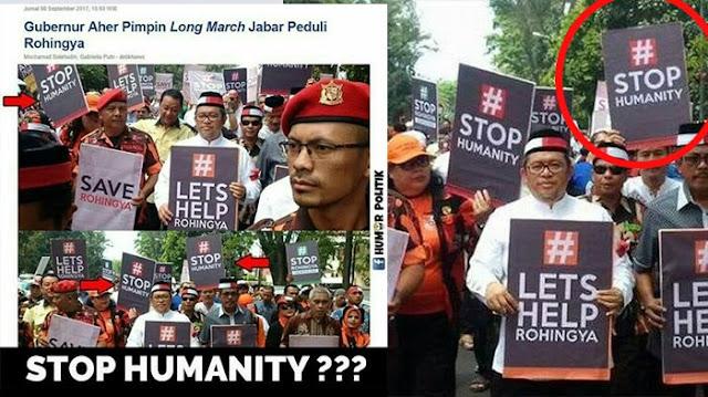 Level Keminggris Masyarakat Kita, Dari Stop Humanity Sampai Turn Back Quran