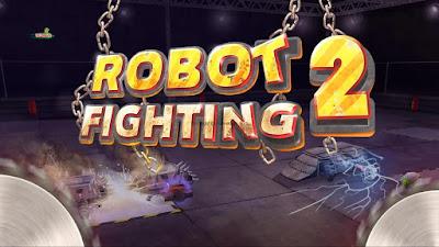 Robot Fighting 2 - Minibots 3D Apk Terbaru Mod (Unlimted Coin)