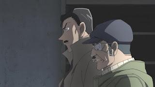 名探偵コナン 寿司屋   脇田兼則 Wakita Kanenori   CV.千葉繁   Detective Conan   Hello Anime !