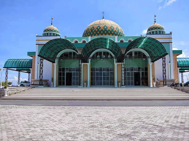Mesjid Raya Tanjung Uban
