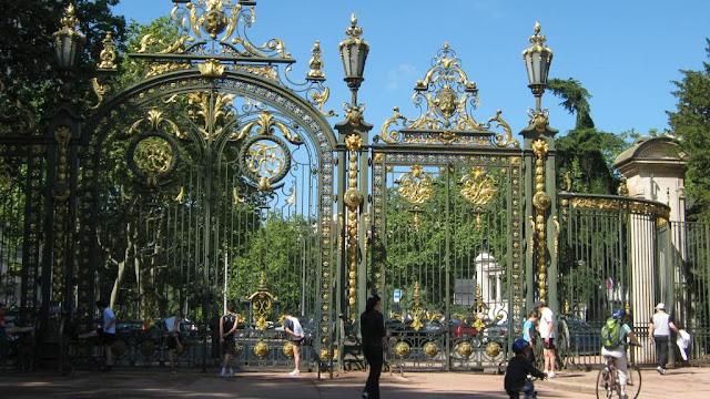 Ir ao Parque Tete d'Or com crianças em Lyon