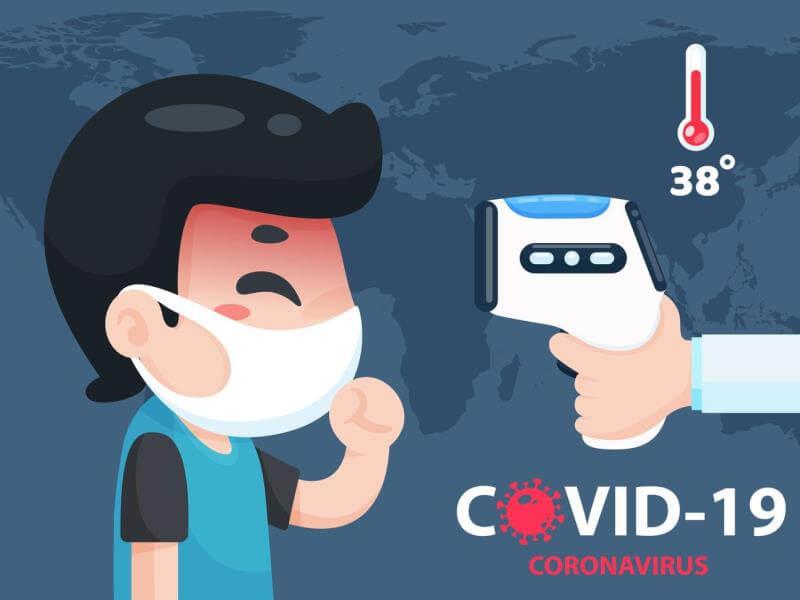 Covid-19 tidak berjangkit