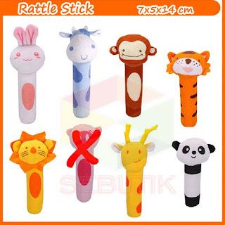 Mainan Rattle Bayi