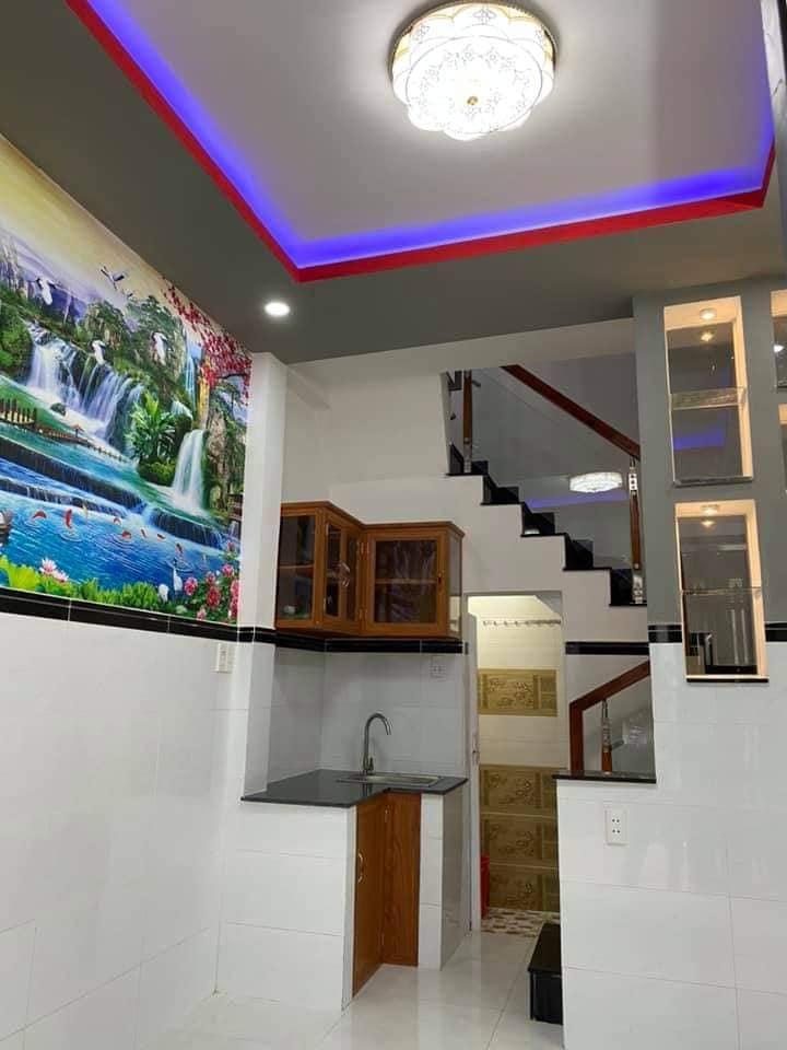 Bán nhà hẻm đường Gò Xoài phường Bình Hưng Hòa A quận Bình Tân giá rẻ