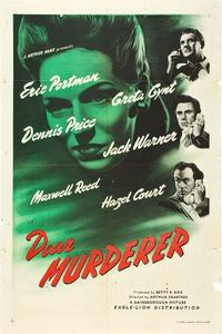 Watch Dear Murderer Online Free in HD