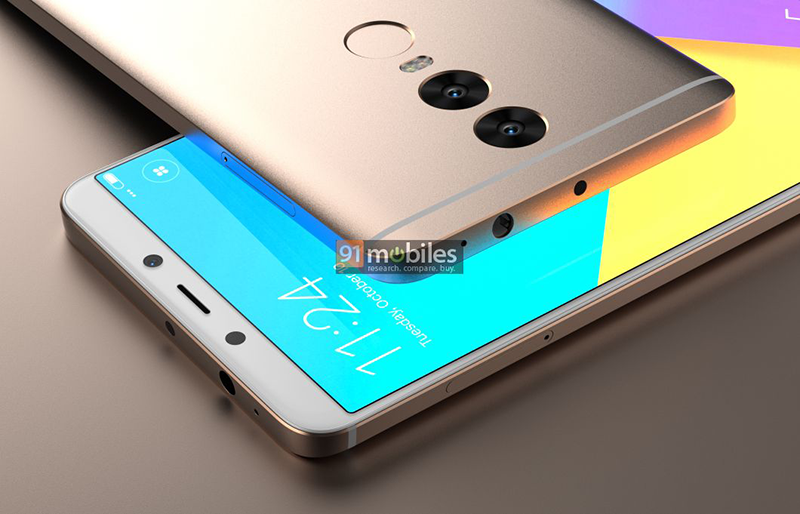 Xiaomi's Alleged Redmi Note 5 Image Renders Shows An 18:9 Screen