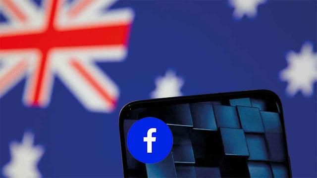 فيسبوك يحظر المحتوى الصحفي في أستراليا