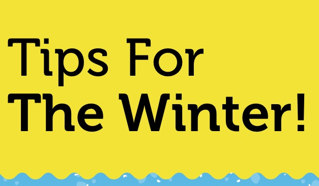Plumbing Tips for Winter #infographic