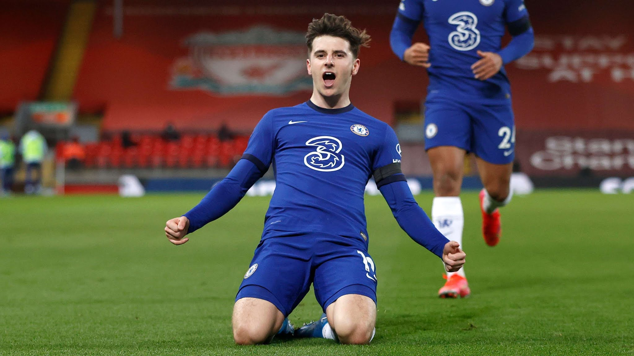 Chelsea were victorious at Anfield and will now set his sights on the other Merseyside team Everton