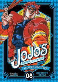 JOJO'S BIZARRE ADVENTURE Stardust Crusaders #8