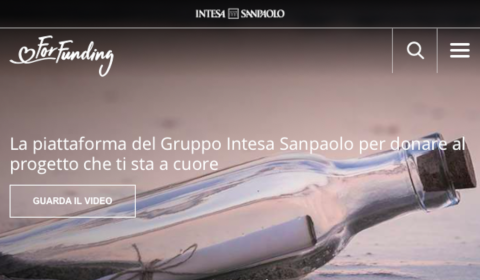 Intesa Sanpaolo For Funding