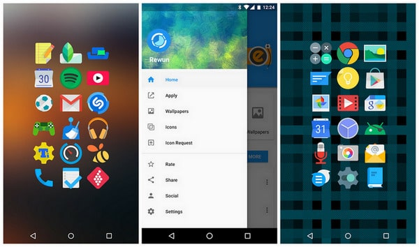 Rewun icon pack apk free download