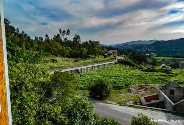 Distrito de Fridão, Amarante, Portugal