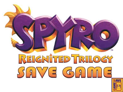 Spyro Reignited Trilogy Save File