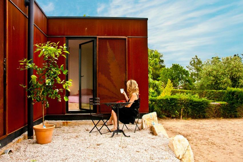 Arquitectura sostenible Casa Menta 1