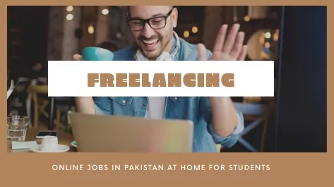Freelancing Best Online Jobs at home for Students