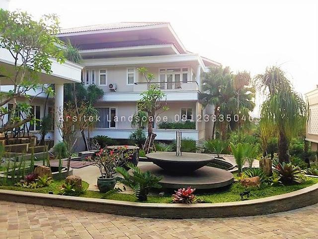 Tukang Taman Jawa Timur