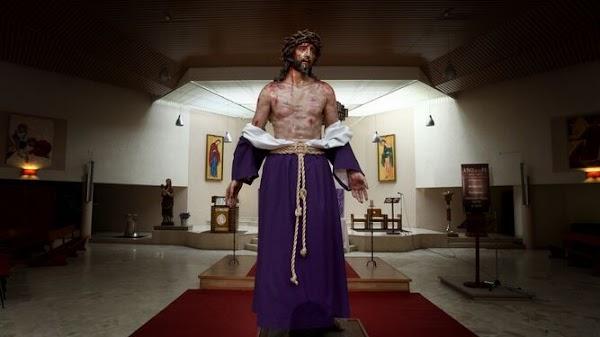 Horario e itinerario del Vía Crucisde Jesús Despojado de Cádiz