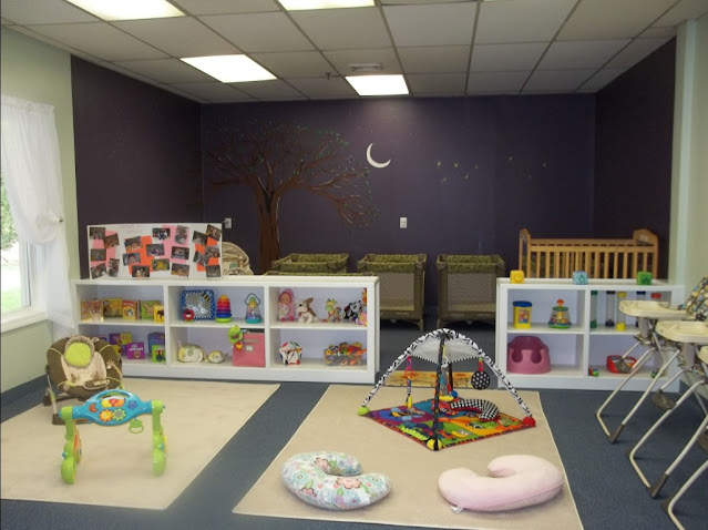 babies room ideas in childcare