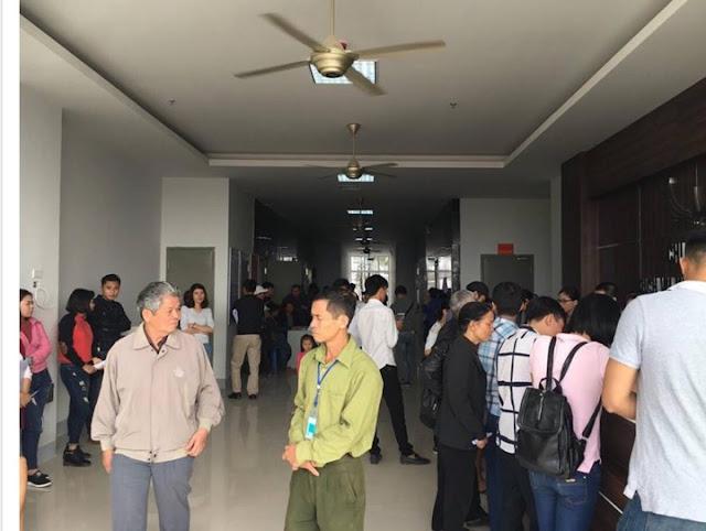 bàn giao tòa nhà HH02-1B Thanh Hà