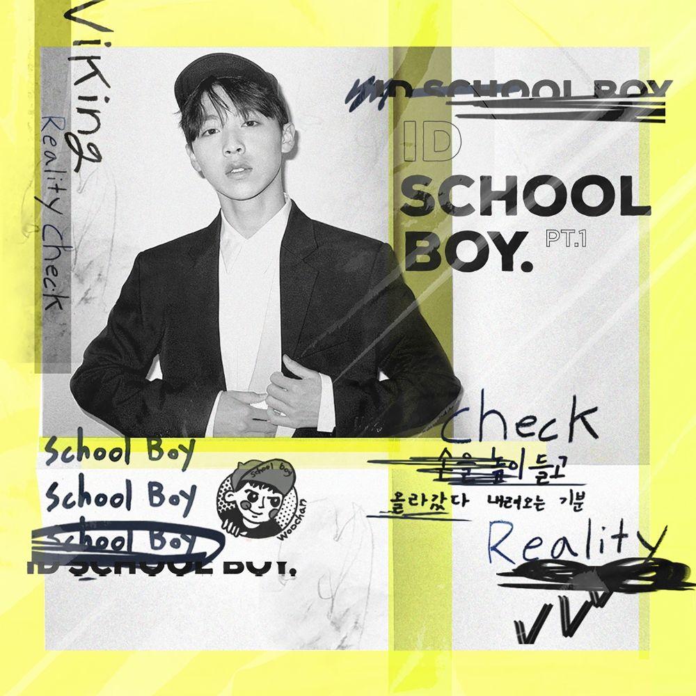 JO WOO CHAN – ID schoolboy pt.1 – Single