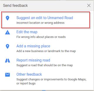Cara Merubah Dan Memperbaiki Alamat Nama Jalan Di Google Maps