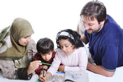 Salah satu kewajiban orang bau tanah terhadap anak ialah mendidiknya dengan baik Cara Mendidik Anak Biar Patuh, Baik Dan Religius