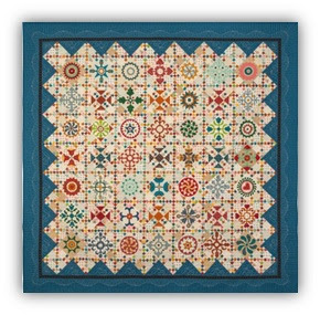 CHQuilts: Afternoon Delight quilt top
