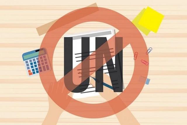 Alhamdulillah UNBK 2020 Ditiadakan