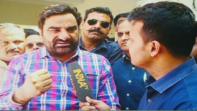 हनुमान बेनीवाल राजस्थान को विशेष राज्य का दर्जा मिलना चाहिए