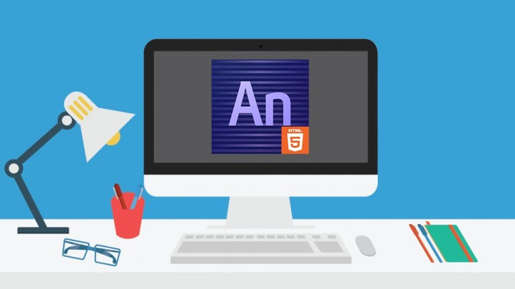 Create Interactive HTML5 Animations with Adobe Edge Animate - Coupon
