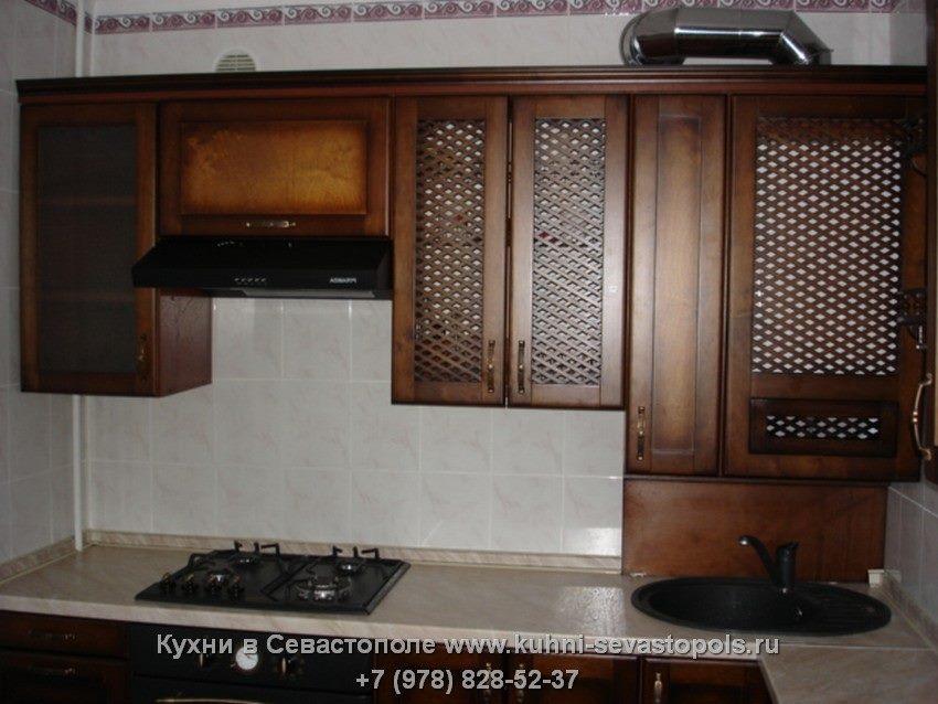 Кухня из шпона цена Севастополь