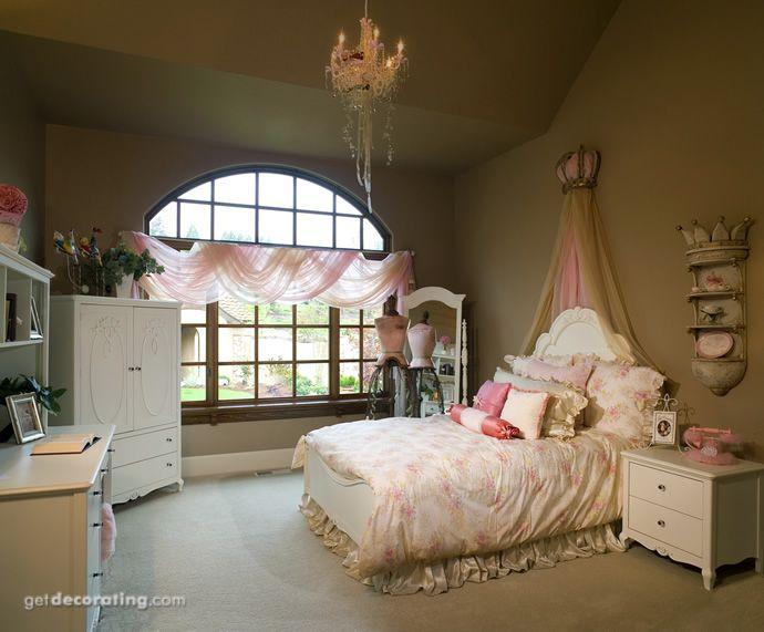Cuartos para ni a estilo princesa dormitorios colores y - Habitaciones de princesas ...