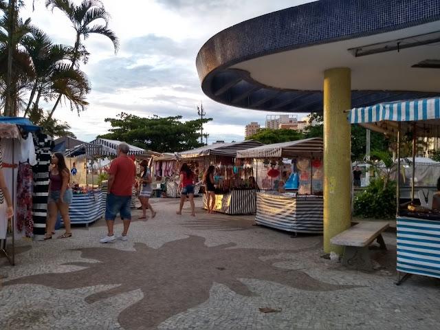 Feirinha de Santos