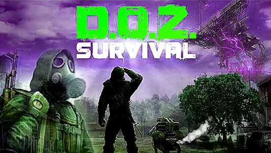 Dawn of Zombies MOD (Unlocked) APK + DATA | DOZ Survival Android