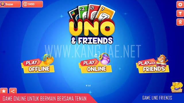 Game Online untuk Bermain Bersama Teman