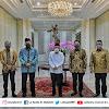 Rapat Bersama Wapres, Ketua DPD Laporkan 4 Wilayah yang Layak Jadi Provinsi Baru