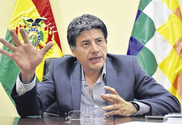 Ministro de la Presidencia aclara que proyecto de ley para la pacificación del país no contempla la impunidad