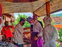 Disambut Dalom Kusuma Ratu, PKD Mulang Tiyuh ke Keratuan Darah Putih