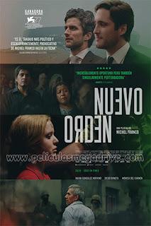 Nuevo Orden (2020) [Latino] [1080P] [Hazroah]