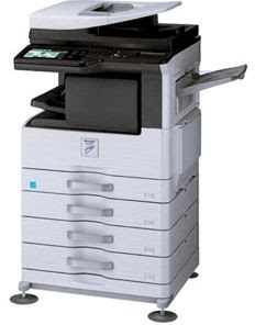 Sharp MX-M264N Printer Driver Download & Installations