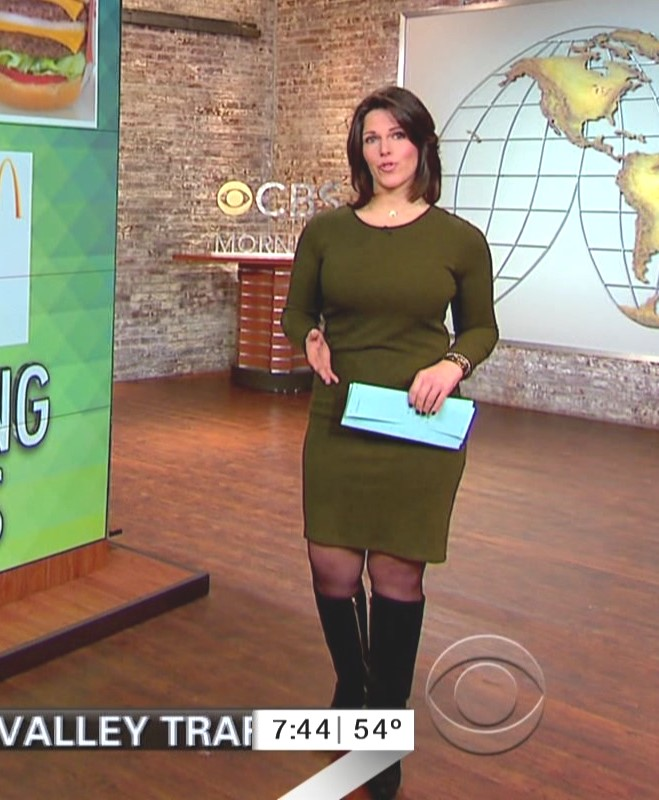 The appreciation of booted news women blog dana jacobson