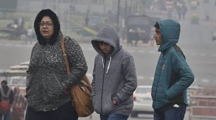 weather in north india