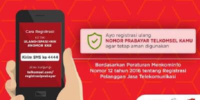 Cara Mengaktifkan Kartu Telkomsel Terbaru