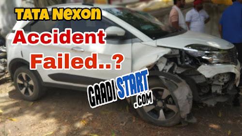 LATEST TATA NEXON ACCIDENT IN INDIA