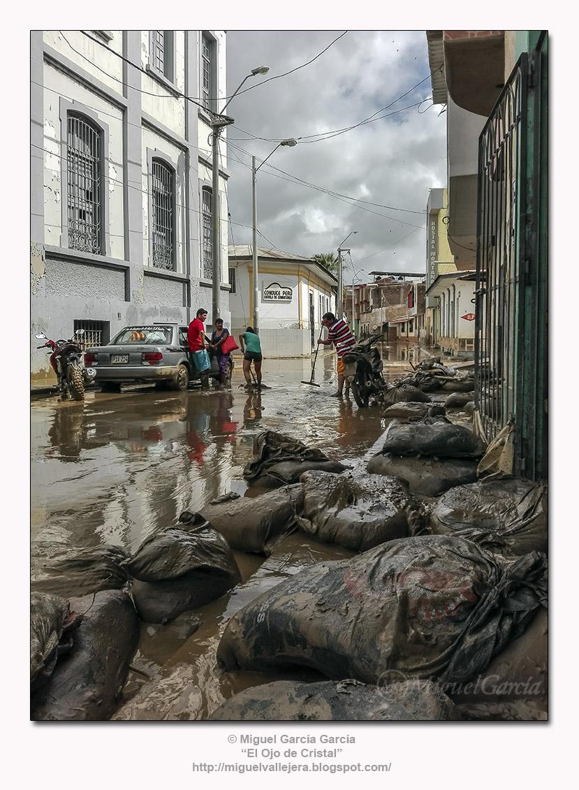 Fenómeno del Niño. Piura (Perú), 2017. Los días después.