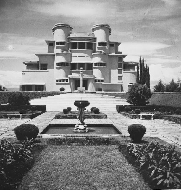 Kisah Tragis The Great Gatsby Dari Batavia Pemilik Villa